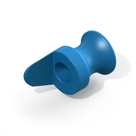 VT-0200 Tubo de Ventilación Shepard 1.0 mm 1.14 mm
